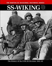 Ss Wiking (Waffen Ss Divisional Histories) by Butler, Rupert   Paperback Book  