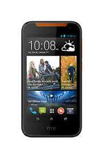 HTC Desire 310 orange RÜCKLÄUFER 4 GB Smartphone Wlan Email Android 5 Megapixel