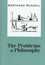 NEW The Problems of Philosophy (Transaction Large Print S) by Bertrand Russell