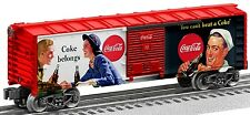 Lionel Coca-Cola Heritage Military Boxcar #3  # 6-83782 Made in USA