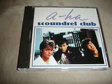 A-Ha Scoundrel Club Mini Album CD 5 Tracks 15P2-2670