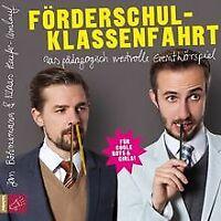 Förderschulklassenfahrt: Eventhörspiel von Böhmermann, J... | Buch | Zustand gut