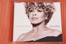 Tina Turner – On Silent Wings -  4 tracks - Boitier neuf CD maxi promo RTL