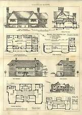 1903 Design For Smalltown Co-operative Store And Village Store