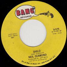 """NEIL DIAMOND - Shilo 7"""" 45"""