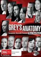 Grey's Anatomy : Season 7 DVD : NEW