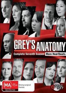 Grey's Anatomy : Season 7 (DVD, 2011, 6-Disc Set) - BRAND NEW & SEALED