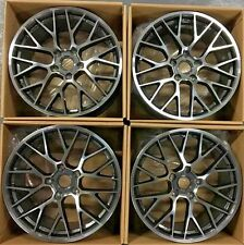 20 PORSCHE 911 996 997 Cayman NEW WHEELS RIMS NEW 20x9 20x10 SET OF 4 FACTORY