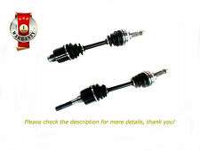 A Pair of Ford Escape 3.0L V6 Brand New Auto CV Joint Drive Shafts 02/01-03/08