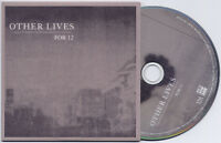 OTHER LIVES For 12 UK 2-trk promo CD card sleeve album/edit versions