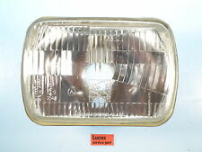 "Hillman Talbot & Sunbeam NOS Lucas 7 x 4 3/4"" Headlamp Unit 54525961"