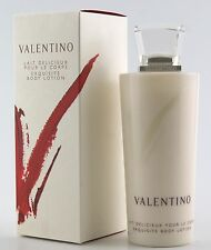(prezzo base 19,95 €/100ml) Valentino V FEMME 200ml exquisite Bodylotion Body OVP
