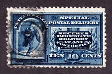 US E2 10c Special Delivery Used VF appr SCV $80