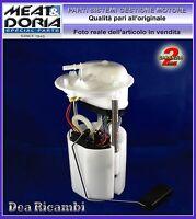 76877/1 Pompa Benzina Elettrica FIAT PANDA 1200 1.2 LPG kw 44 dal 2003 in poi