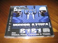 Chicano Rap CD Neggro Azteka - 8181 - DYABLO C-Klan Pistolero VANE Tynisis
