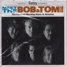 Meet The Bob and Tom Show 1998 PROMOTIONAL ONLY CD NEW!