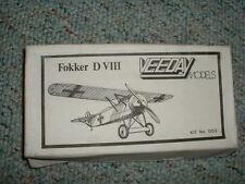Veeday Models 1/72 Fokker D Viii i.