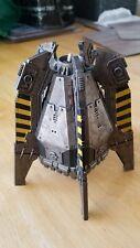 Warhammer Chaos Space Marine Iron Warriors Drop Pod