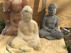 Homemade Latex-fiberglass Concrete Mold Buddha