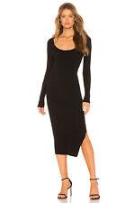 Revolve Nessa Sweater Dress  L'Academie brand: L'Academie XS £200 RRP Black Long