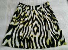 Worthington Ladies Brightly Colored Skirt, Size 8