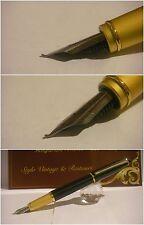stilografica  Calligraphy a becco d'oca - Camel 857 - fountain pen -  stylo