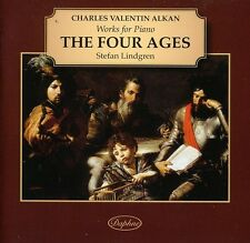 Charles-Valentin Alkan - Four Ages [New CD]