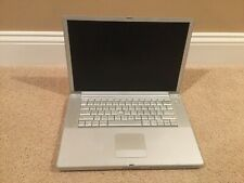 Apple A1106 Powerbook G4 Laptop for Parts (no AC Adapter-untested)