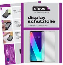 6x LG V30S+ ThinQ Protector de Pantalla protectores transparente dipos