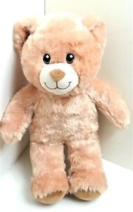 """Smiley Happy Light Brown 15"""" Bear  Build A Bear Soft Toy Plush Excellent"""