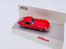 Jaguar E Type Coupe Rouge