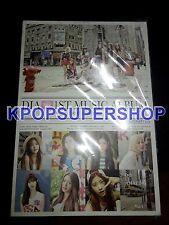 DIA Vol. 1 - Do It Amazing 1st Album CD NEW Sealed K-POP KPOP Rare OOP