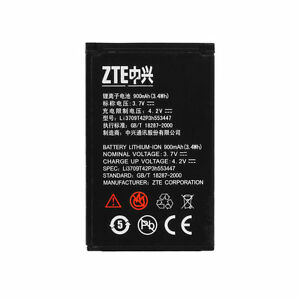 EASYTOUCH DISCOVERY 4 TELSTRA ZTE T4 Li-Ion Cell Phone Battery GB/T 18287-2000