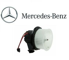 Genuine Mercedes W204 W212 C250 E250 E63 AMG Blower Motor Assembly 212 820 07 08