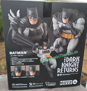 MAFEX BATMAN The Dark Knight Returns 106 1:12 Medicom Action Figure USA DC Comic