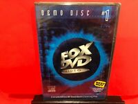 Fox DVD Demo Disc 1 Featuring Lucasfilm Best Buy BRAND NEW - B622