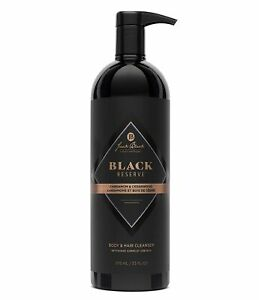 Jack Black Reserve Body & Hair Cleanser Wash 33 oz | NEW & AUTHENTIC