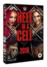 WWE HELL IN A CELL 2016 [DVD]