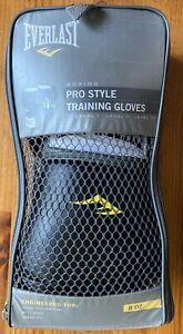 EVERLAST Pro Style Training Gloves. For Heavy Bag Training, Mitt Work, Sparring.