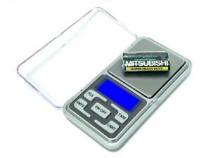 Feinwaage Mini Digital Waage Gold Schmuck Briefe Juwelier Fein Taschenwaage