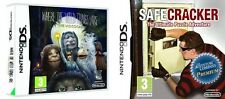 Where the wild things are & Safe Cracker Safecracker Nuevo y Sellado