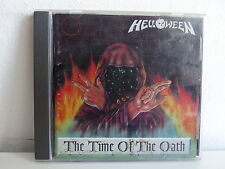 CD ALBUM HELLOWEEN The time of the oath RAW CD 109