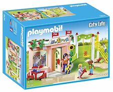 Playmobil City Life Preschool Playground Building Kit 5634 Ages 4+ New Toy Gift