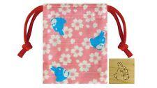 Beverly My Neighbor Totoro Drawstring Bag & Stamp Medium Totoro & Sakura Ghibli