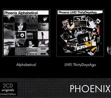 CD NEUF scellé - PHOENIX - ALPHABETICAL / LIVE ! THIRTY DAYS AGO / 2 CD -C33