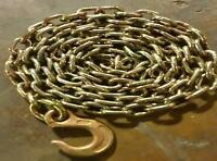 41937003 CHAIN ASSEMBLY, With 5/16 inch HOOK U-Haul