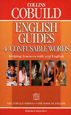 USED (LN) Collins COBUILD English Guides: Confusable Words Bk. 4 by Edwin Carpen