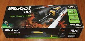 iRobot Looj - 125 - Robotic Gutter Cleaner System