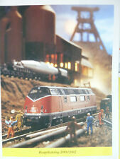 Trix Katalog 2001/2002