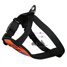 X-TRM Dog Harness high-quality nylon strap extra wide & robust adjustable Padded